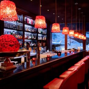 Kempinski Hotel Das Tirol Bar