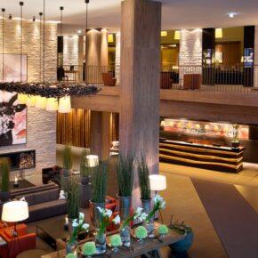 Kempinski Hotel Das Tirol Lobby