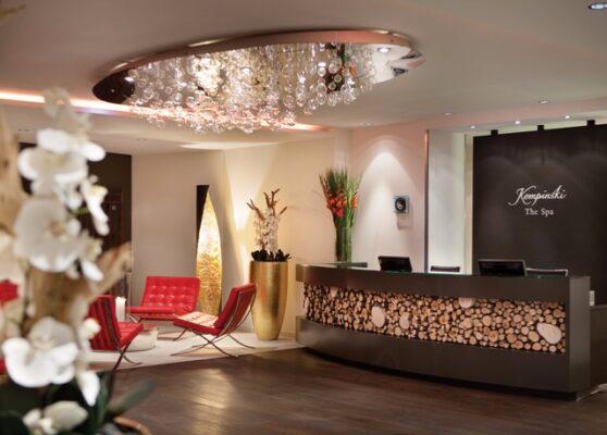 Kempinski Hotel Das Tirol Spa