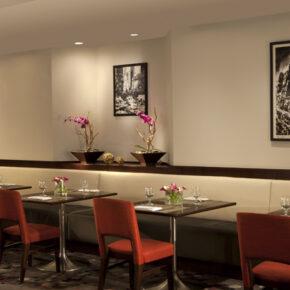 Millennium Hilton Restaurant
