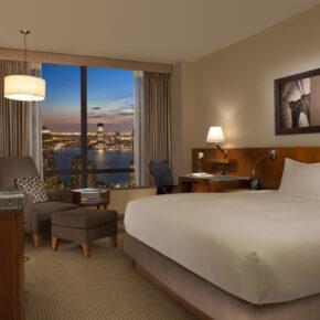 Millennium Hilton Zimmer