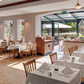 Precise Resort Rügen Frühstücksraum