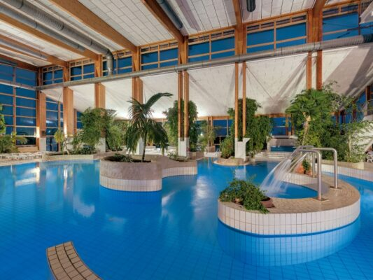 Precise Resort Rügen Innenbecken