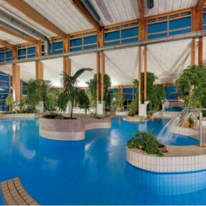 Rügen: 3 Tage im tollen 4* Precise Resort inkl. Halbpension & Wellness ab 89€