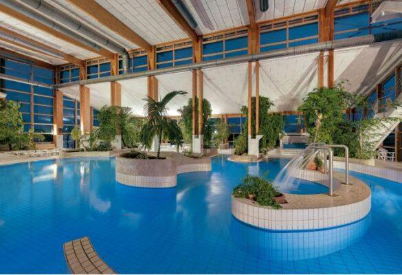Precise Resort Rügen Pool