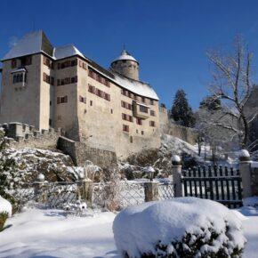 Königlich: 2 Tage im TOP Boutiquehotel Schloss Matzen mit Frühstück & Wellness nur 90€