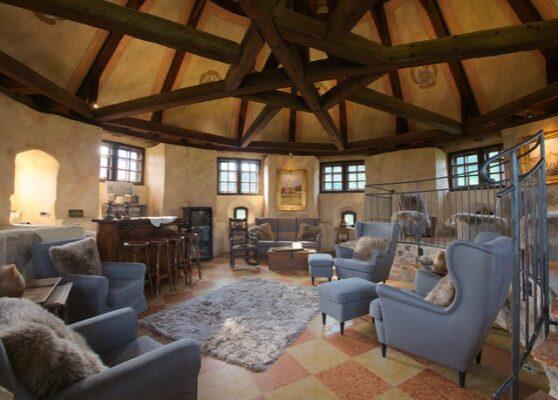 Schloss Matzen Lounge