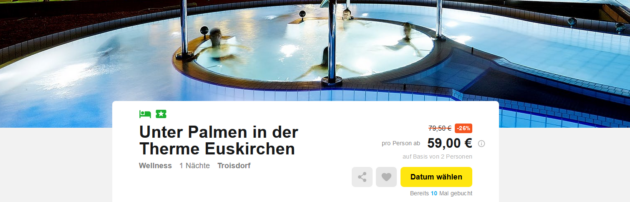 Therme Euskirchen Angebot