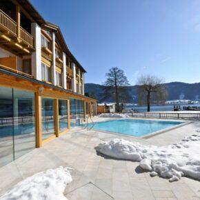 Wellness-Wochenende in Österreich: 3 Tage Kärnten im TOP 4* Hotel mit Halbpension nur 79€