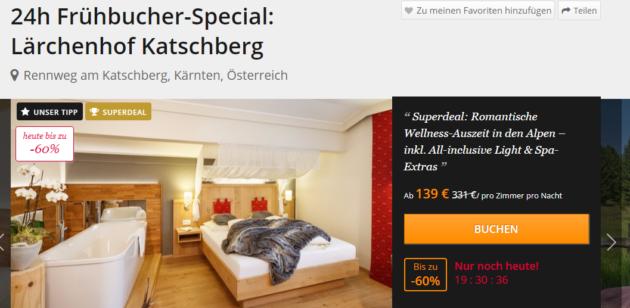 3 Tage am Katschberg