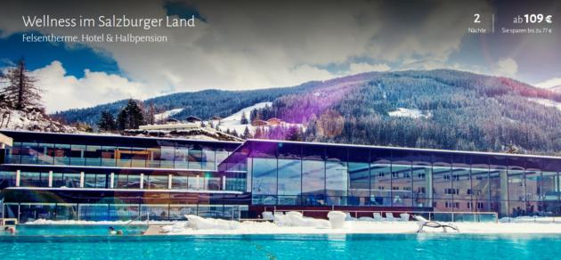 3 Tage Wellness Salzburger Land
