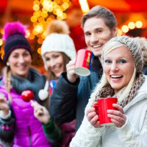Adventskreuzfahrt: 3 Tage Weihnachtsmarkt-Hopping in Bayern inkl. Vollpension, Wellness & Extras nur 119€
