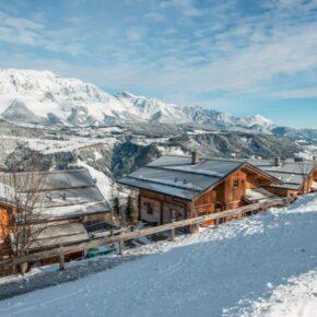 Österreich: 3 Tage Ski- und Aktivurlaub im privaten Alpencharlet in der Steiermark für nur 84€