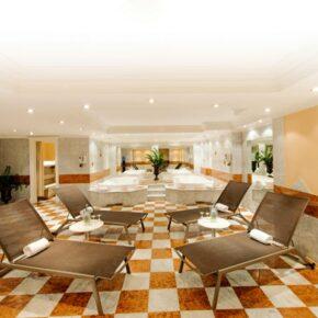 Wellness: 2 Tage im TOP 4* Hotel mit Frühstück & Thermen-Eintritt für 49€