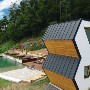 Slowenien: 8 Tage im Ferienhaus mit Pool & Sauna nur 189€