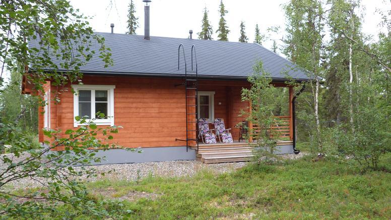 ruhe abenteuer in lappland 8 tage im blockhaus mit sauna nur 120. Black Bedroom Furniture Sets. Home Design Ideas