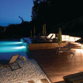 Ferienhaus Mozirje Nacht