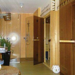 Ferienhaus Mozirje Sauna