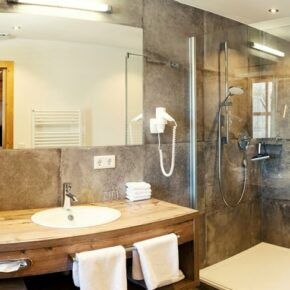 Hotel Grosslehnen Badezimmer