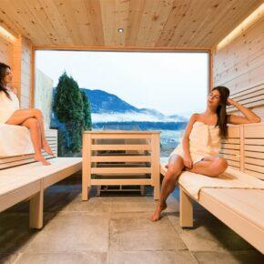 Hotel Grosslehnen Sauna