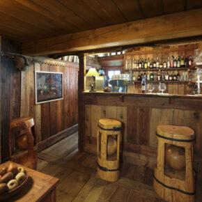 Hotellerie de Mascognaz Bar