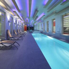 Hotellerie de Mascognaz Pool