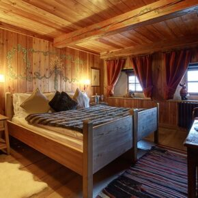Wintertraum: 3 Tage im TOP Luxus-Chalet in Italien inkl. HP, Wellness & Extras ab 195€
