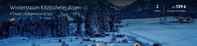3 Tage Kitzbüheler Alpen