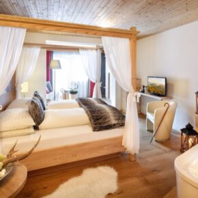 Lärchenhof Romantik Suite