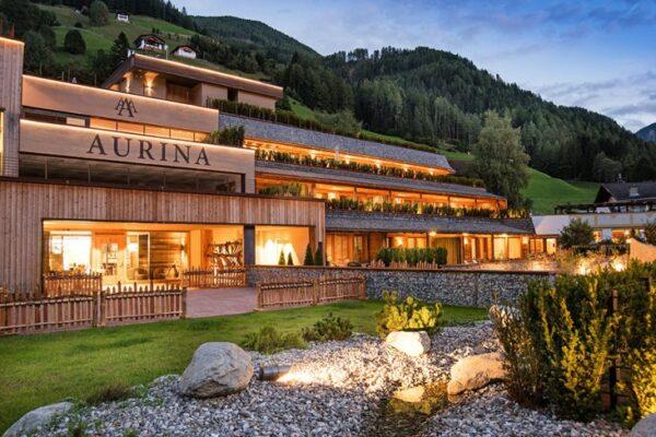 Luxury Lodges Ansicht