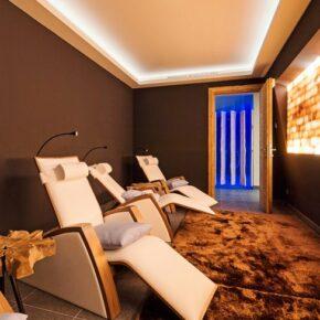 Luxury Lodges Spa