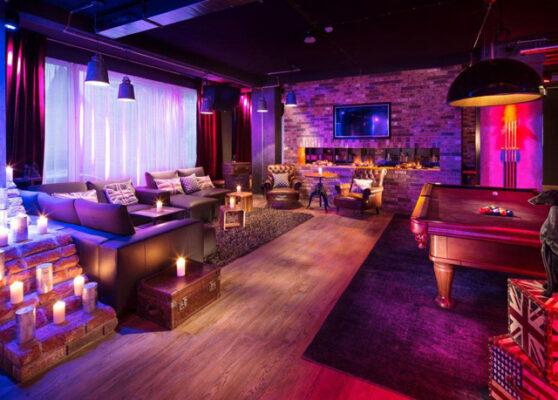 Pentahotel Lounge