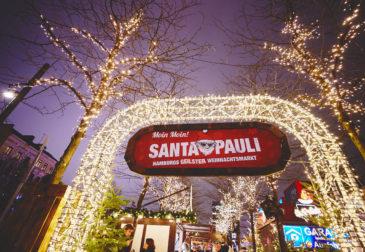 Hamburgs geilster Weihnachtsmarkt: 2 Tage Santa Pauli im zentralen TOP 3* Hotel nur 29€