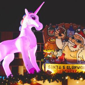 Santa Pauli Einhorn