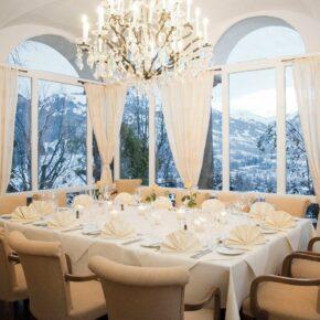 Schloss Lebenberg Dinner