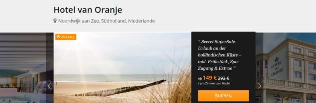 2 Tage Südholland Luxus