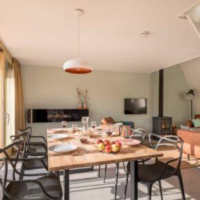 Villa am Strand in Holland: 4 Tage direkt an der Nordsee ab 26€