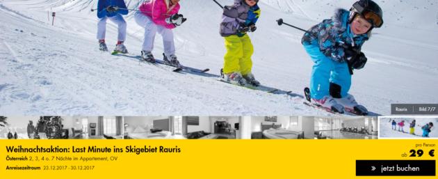 3 Tage Ski