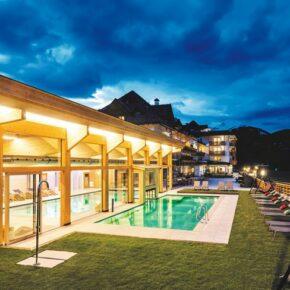 Wellness- & Aktivurlaub: 3 Tage in Südtirol im TOP 4* Hotel mit Verwöhnpension & vielen Extras ab 129€