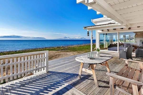 norwegen mit freunden 8 tage im ferienhaus direkt am. Black Bedroom Furniture Sets. Home Design Ideas