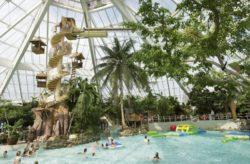 Spaß am Wochenende: 2 Tage im TOP 3* Center Parcs Resort in Belgien mit Frühstück nur 34€