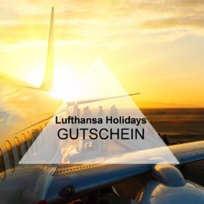 Lufthansa Holidays Gutschein - 30€ bei Buchungen sparen