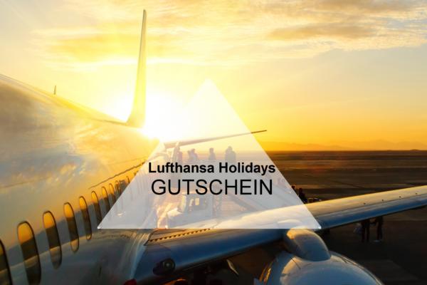Lufthansa Holidays Gutschein