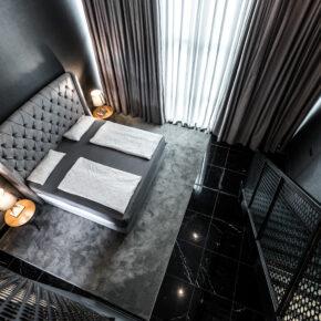 Zimmer von oben
