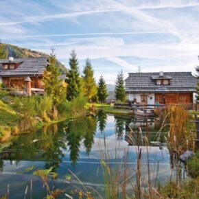 Das Almdorf in Kärnten