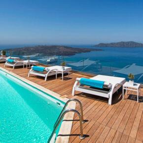 Athina Luxury Suites Pool