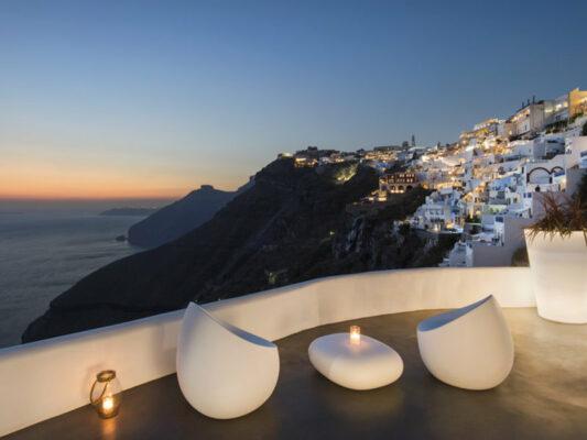 Athina Luxury Suites Terrasse