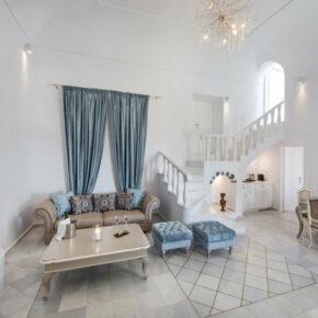 Athina Luxury Suites Wohnen