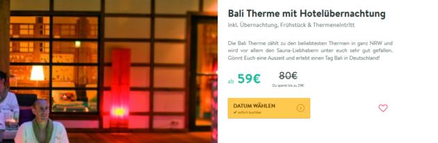 Bali Therme mit Hotel