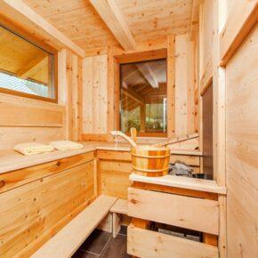 Bayern Chalets Sauna